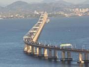 Vista da Ponte Rio-Niterói