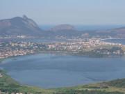 Parque da cidade vista Região Oceânica